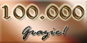 100.000 volte Grazie!